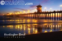 HUNTINGTON BEACH POSTCARDS