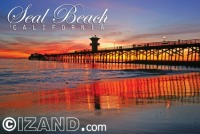 SEAL BEACH POSTCARDS